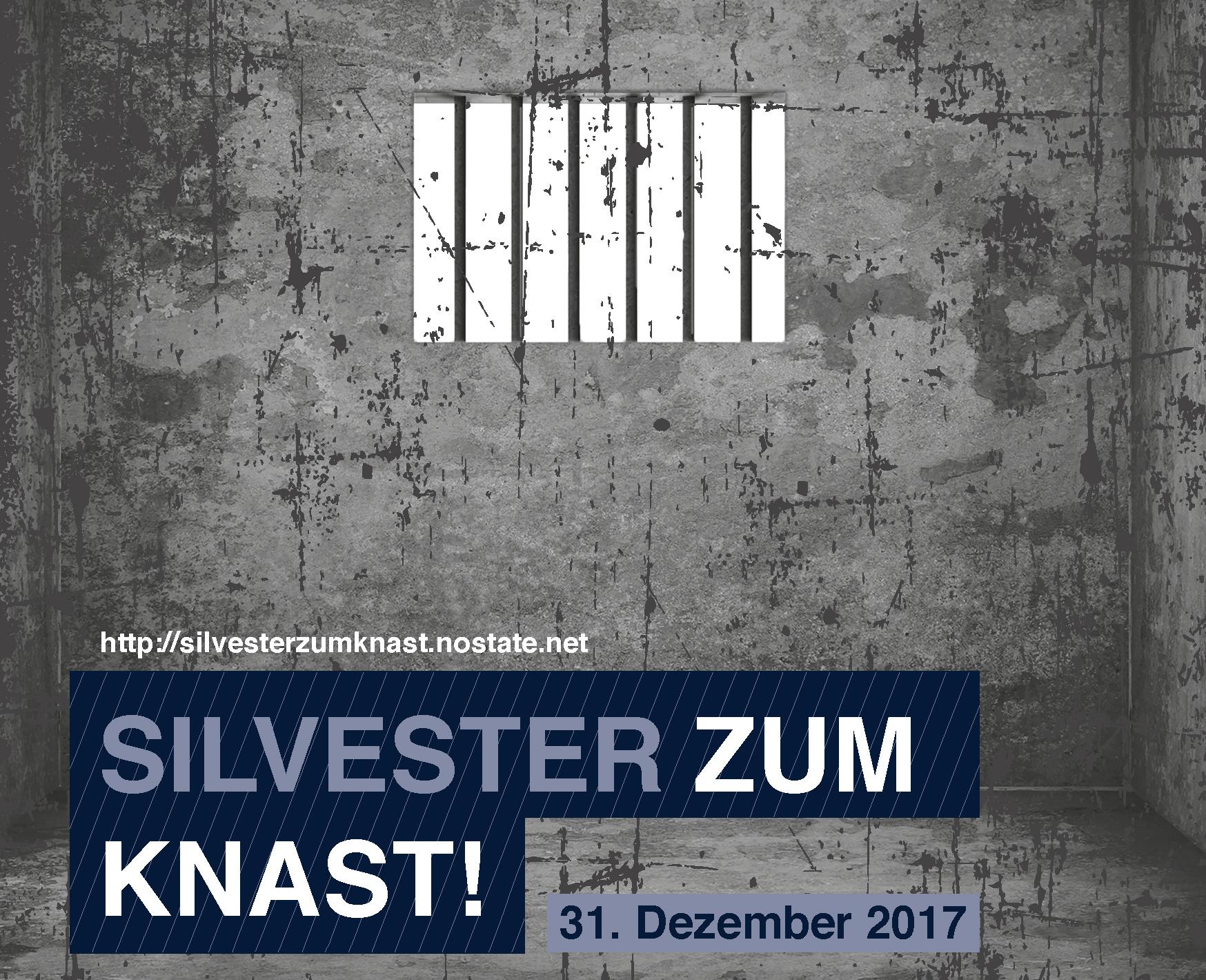 SilvesterZumKnast_Plakat